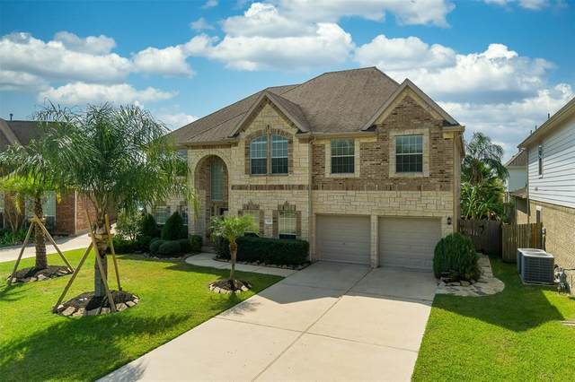 1215 Chuck Drive, Friendswood, TX 77546 (MLS #87593890) :: The Freund Group