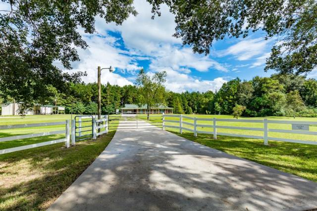 576 County Road 2268, Cleveland, TX 77327 (MLS #87604032) :: Connect Realty