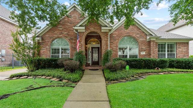 3814 Cypress Key Drive, Spring, TX 77388 (MLS #87613359) :: The SOLD by George Team