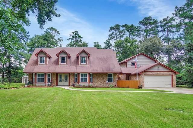 7114 Charred Pine Drive, Magnolia, TX 77354 (MLS #87614454) :: Keller Williams Realty