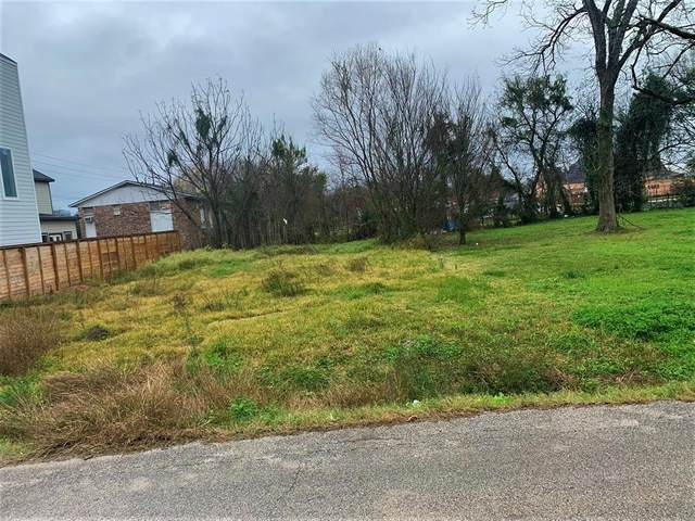 2610 Dennis Street, Houston, TX 77004 (MLS #87635455) :: Caskey Realty