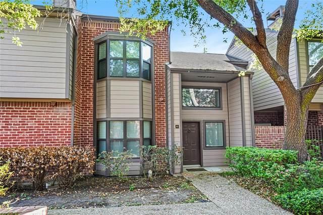 7447 Cambridge Street #81, Houston, TX 77054 (MLS #87635711) :: Giorgi Real Estate Group