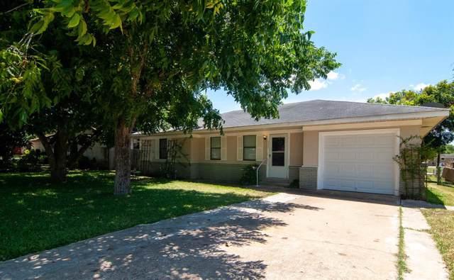 205 Goessler Street, Brenham, TX 77833 (MLS #87637189) :: The Jill Smith Team