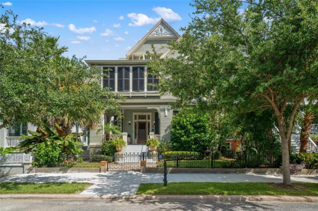 1516 Ball Street, Galveston, TX 77550 (MLS #87639445) :: The Stanfield Team | Stanfield Properties