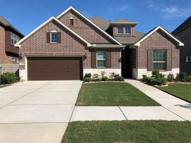4435 Hickory Ridge Lane Lane, Alvin, TX 77578 (MLS #87639849) :: The SOLD by George Team
