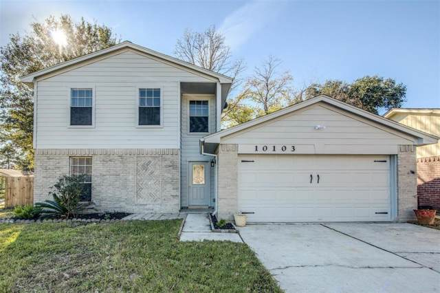 10103 Enchanted Stone Drive, Houston, TX 77070 (MLS #87645186) :: Texas Home Shop Realty