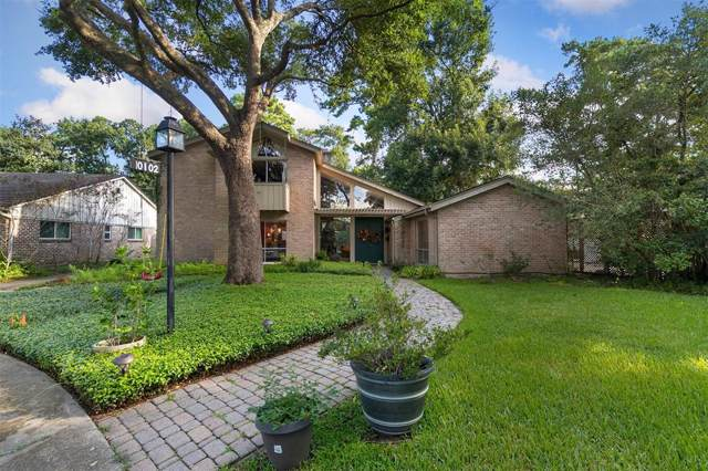10102 Lynbrook Hollow Street, Houston, TX 77042 (MLS #87650822) :: The Bly Team