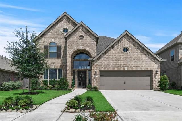 10838 Bouldin Creek, Missouri City, TX 77459 (MLS #8765918) :: The Sansone Group