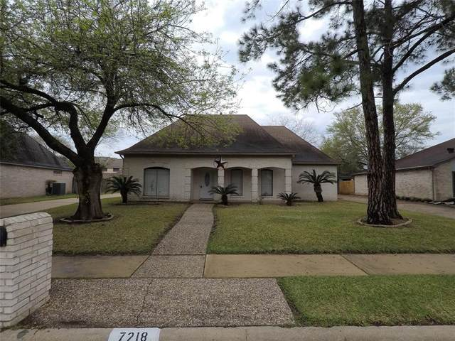 7218 San Ramon Drive, Houston, TX 77083 (MLS #87659330) :: The SOLD by George Team