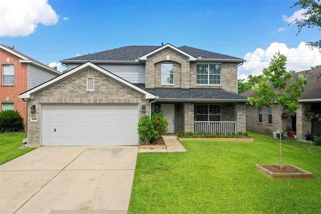 3922 Pebble Garden Lane, Katy, TX 77449 (MLS #87660466) :: Giorgi Real Estate Group