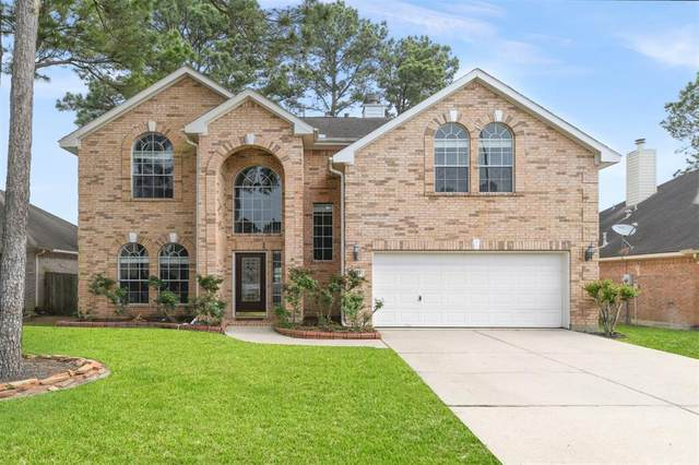 8123 Sports Haven Drive, Humble, TX 77346 (MLS #87672838) :: The Sansone Group