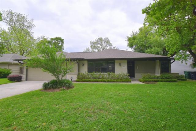 3102 Linkwood Drive, Houston, TX 77025 (MLS #87678568) :: Team Parodi at Realty Associates