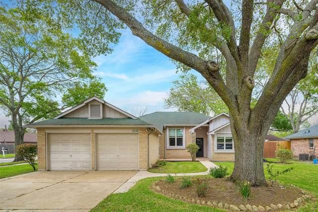 2638 Village Oak Drive, Katy, TX 77493 (MLS #87680676) :: The Sansone Group