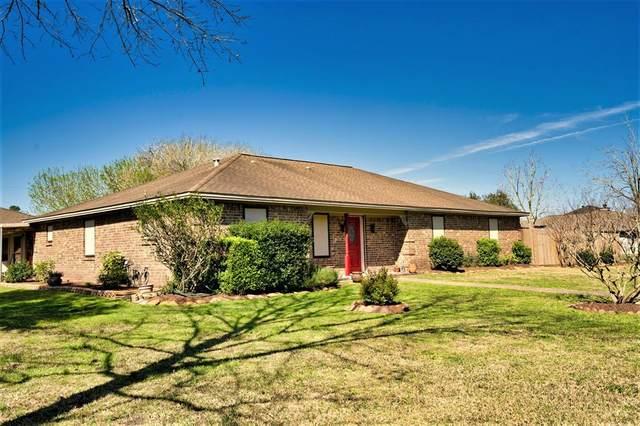3918 Wingtail Way, Pearland, TX 77584 (MLS #87692691) :: Christy Buck Team