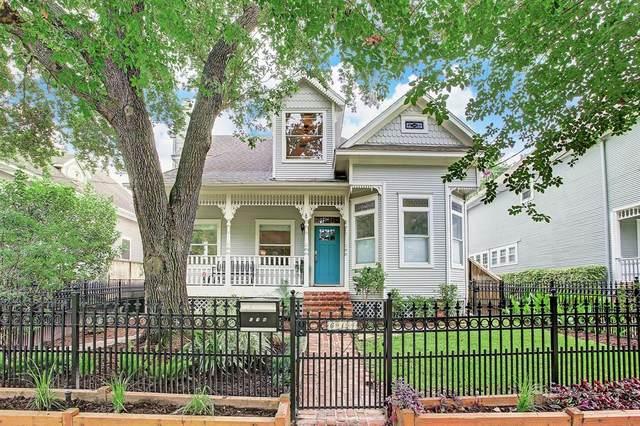 614 E 8th Street, Houston, TX 77007 (MLS #87702287) :: Giorgi Real Estate Group