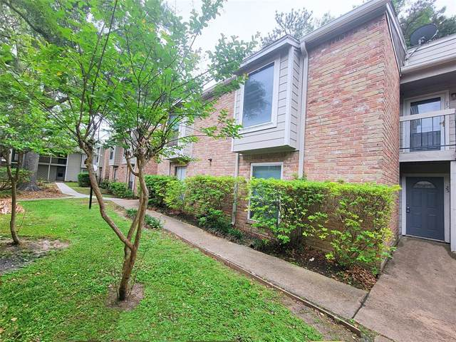 17331 Red Oak Drive #25, Houston, TX 77090 (MLS #87703125) :: Connect Realty