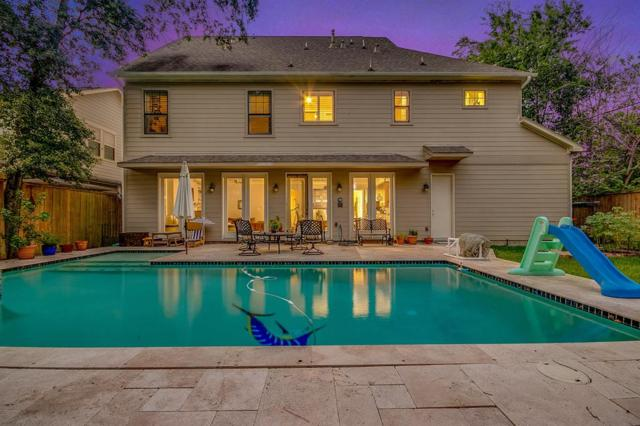 1213 Chippendale Road, Houston, TX 77018 (MLS #87703343) :: The Heyl Group at Keller Williams