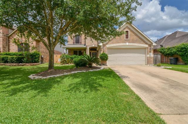 27023 Sable Oaks Lane, Cypress, TX 77433 (MLS #87713187) :: The Johnson Team
