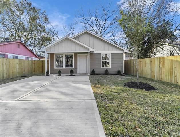 8022 Chateau Street, Houston, TX 77028 (MLS #87713201) :: Rachel Lee Realtor