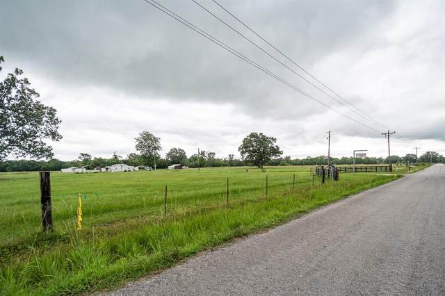 1585 County Road 2066, Hull, TX 77564 (MLS #87729972) :: The Freund Group