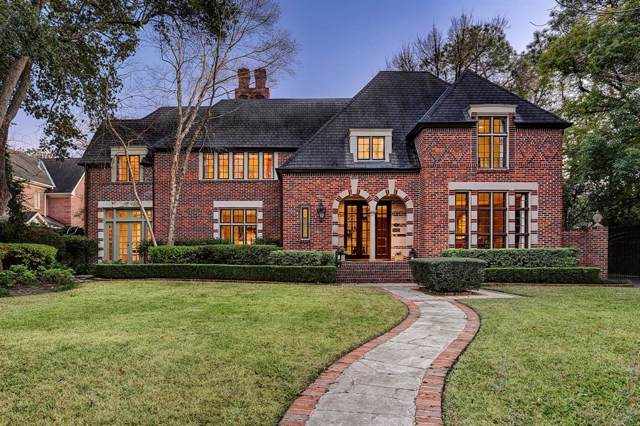 2421 Brentwood Drive, Houston, TX 77019 (MLS #87730026) :: Caskey Realty