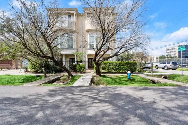 1619 Roy Street, Houston, TX 77007 (MLS #87736990) :: My BCS Home Real Estate Group
