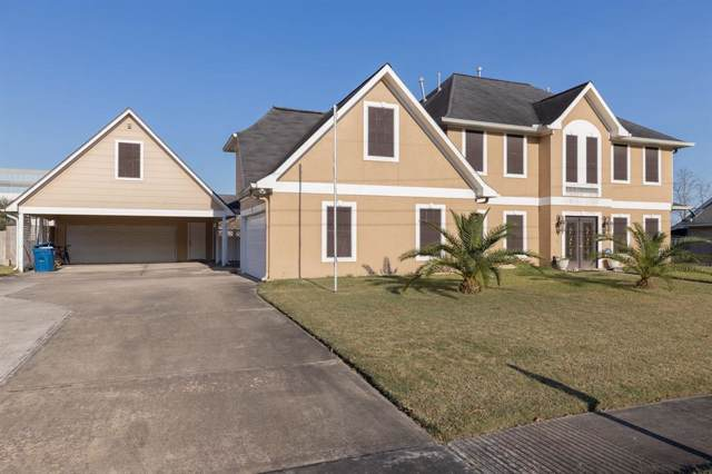 18315 Kings Lynn Street, Webster, TX 77058 (MLS #87739549) :: NewHomePrograms.com LLC