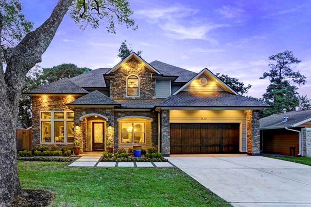 1430 Woodcrest Drive, Houston, TX 77018 (MLS #87743813) :: The SOLD by George Team