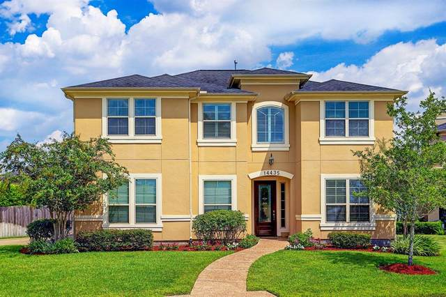 14435 Kingston Cove Lane, Houston, TX 77077 (MLS #87757388) :: Connell Team with Better Homes and Gardens, Gary Greene