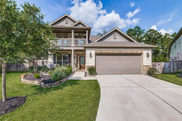 222 Allegro Court, Montgomery, TX 77316 (MLS #87765187) :: The Home Branch