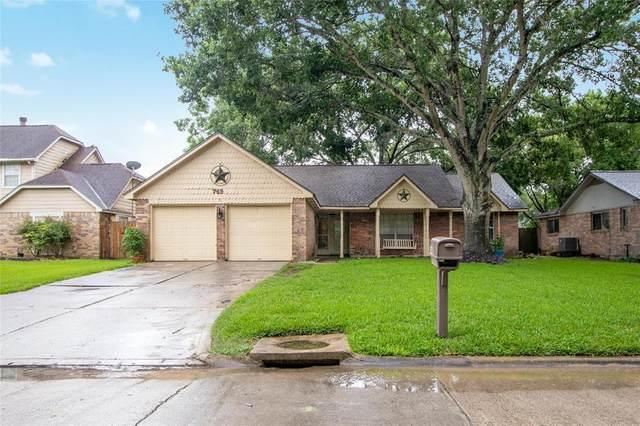 749 S Iowa Avenue, League City, TX 77573 (MLS #87769873) :: Texas Home Shop Realty