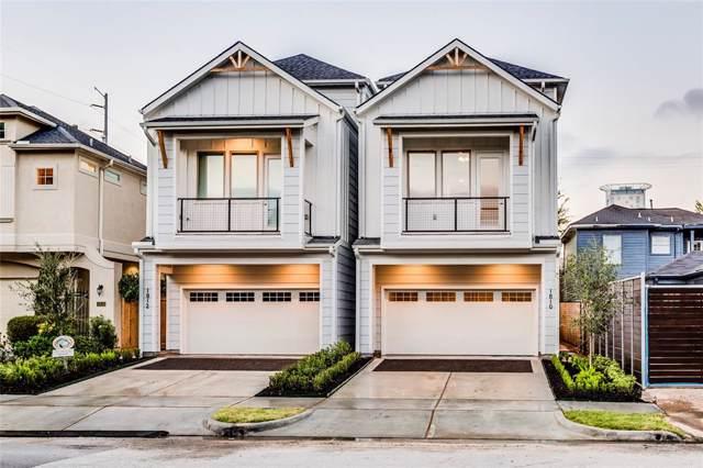 1810 W Clay Street, Houston, TX 77019 (MLS #87774824) :: Texas Home Shop Realty