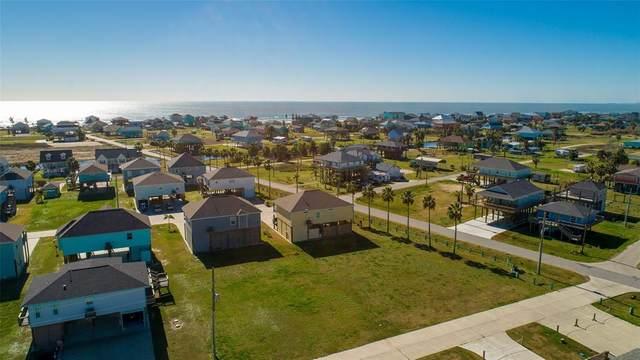 1980 Calypso, Crystal Beach, TX 77650 (#87783235) :: ORO Realty