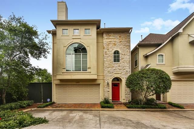 2203 Hilshire Trail Drive, Houston, TX 77080 (MLS #87795172) :: Guevara Backman