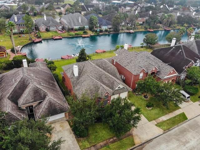 11807 Sunset Lake Court, Houston, TX 77065 (MLS #87796304) :: Michele Harmon Team