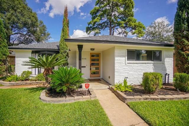 806 Sara Rose Street, Houston, TX 77018 (MLS #87810106) :: Caskey Realty