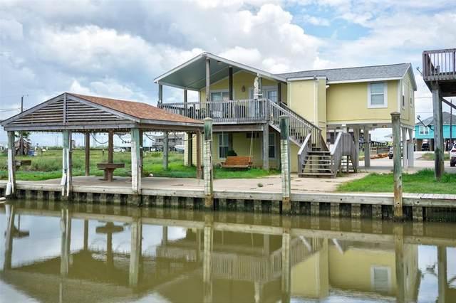 310 Shark Lane, Surfside Beach, TX 77541 (MLS #87813308) :: My BCS Home Real Estate Group
