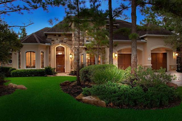35 Seasons Trace, The Woodlands, TX 77382 (MLS #87814053) :: Green Residential