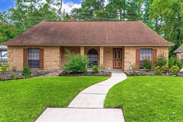 3907 Oak Gardens Drive, Kingwood, TX 77339 (MLS #87815539) :: The Heyl Group at Keller Williams