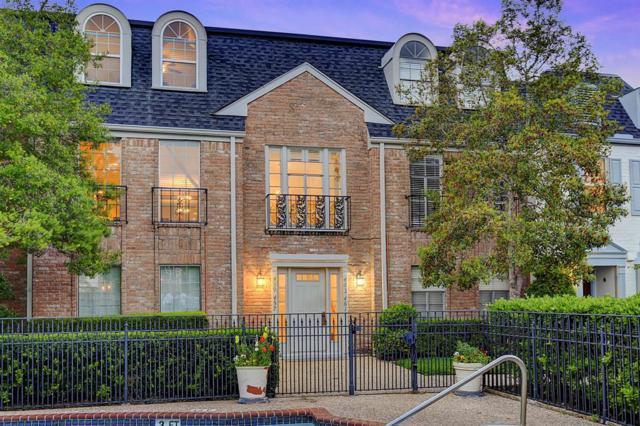 459 N Post Oak Lane #459, Houston, TX 77024 (MLS #87819171) :: Giorgi Real Estate Group