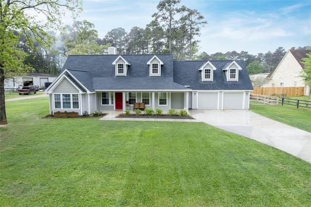 209 Sundew Court, Magnolia, TX 77355 (MLS #87830339) :: The Home Branch