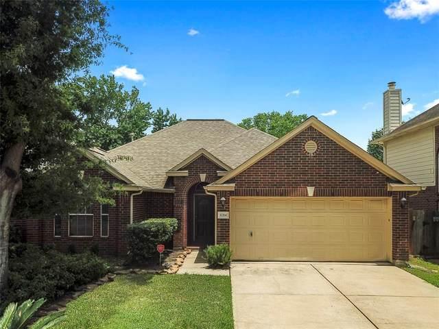 6314 Bolsa Chica Lane, Houston, TX 77041 (MLS #87832376) :: Bray Real Estate Group