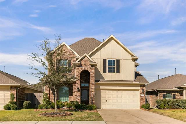 18942 Hartford Falls Lane, Richmond, TX 77407 (MLS #87837125) :: CORE Realty