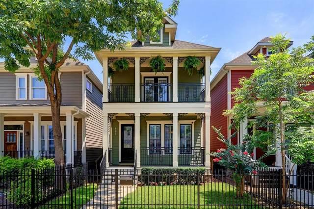 815 W 22nd Street, Houston, TX 77008 (MLS #87837464) :: The Freund Group