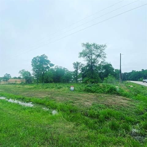 0 Garrett Road, Houston, TX 77044 (MLS #87844529) :: All Cities USA Realty