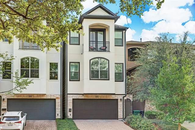 1237 W Pierce Street, Houston, TX 77019 (MLS #87846083) :: Caskey Realty