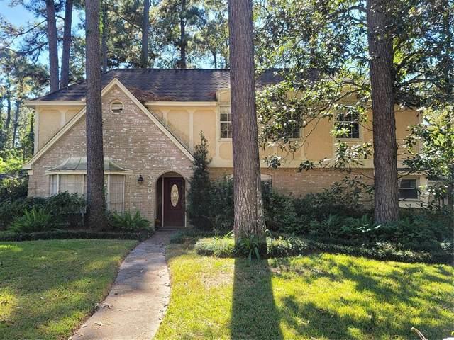 3206 Riverlawn Drive, Kingwood, TX 77339 (MLS #87846780) :: My BCS Home Real Estate Group
