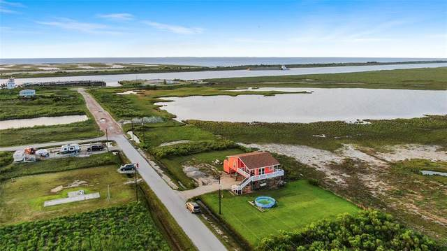 1348 Bahama Lane, Port Bolivar, TX 77650 (MLS #87847292) :: My BCS Home Real Estate Group