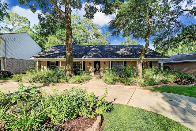 806 N Wilcrest Drive, Houston, TX 77079 (MLS #87852371) :: The Queen Team