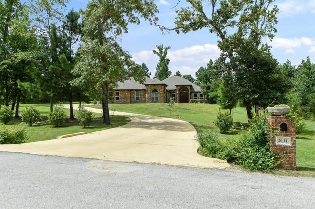 26114 Upper Beacon Place, Montgomery, TX 77316 (MLS #87852823) :: The SOLD by George Team